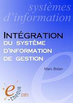 Télécharger cet ebook : Intégration du système d'information de gestion