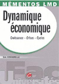 Télécharger le livre : Mémentos LMD. Dynamique économique