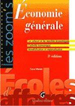 Télécharger cet ebook : Les Zoom's. Economie générale - 3e édition