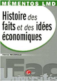 Télécharger le livre : Mémentos LMD. Histoire des faits et des idées économiques