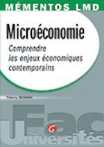 Télécharger le livre :  Mémentos LMD. Microéconomie