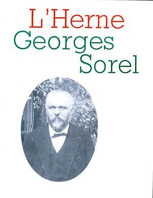 Téléchargez le livre :  Cahier de L'Herne n° 53 : Georges Sorel