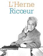 Télécharger le livre :  Cahier de L'Herne n° 81 : Ricoeur