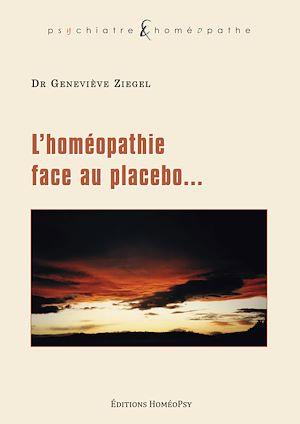 Téléchargez le livre :  L'homéopathie face au placebo
