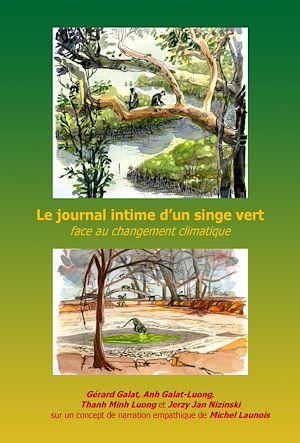 Téléchargez le livre :  Le journal intime d'un singe vert face au changement climatique