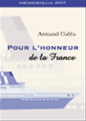 Téléchargez le livre :  Pour l'honneur de la France
