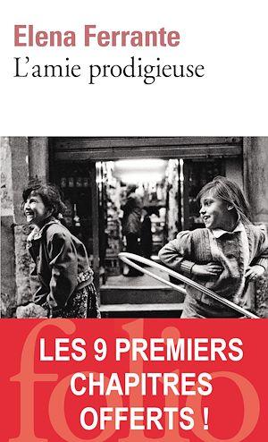 Téléchargez le livre :  Extrait gratuit - L'amie prodigieuse
