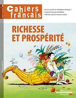 Télécharger cet ebook : Cahiers français : Richesse et prospérité - n°400