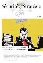 Télécharger cet ebook : La gestion des syndromes post traumatiques en entreprises