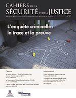 Télécharger le livre :  L'enquête criminelle : la trace et la preuve