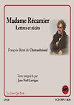 Télécharger le livre :  Madame Récamier