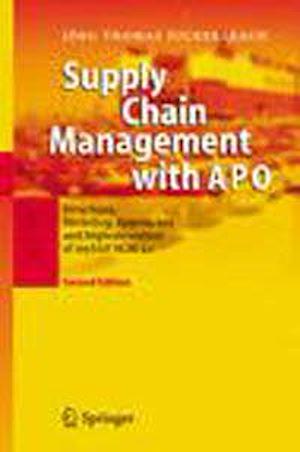 Téléchargez le livre :  Supply Chain Management with APO
