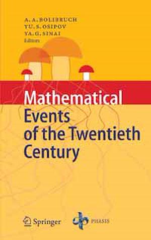 Téléchargez le livre :  Mathematical Events of the Twentieth Century