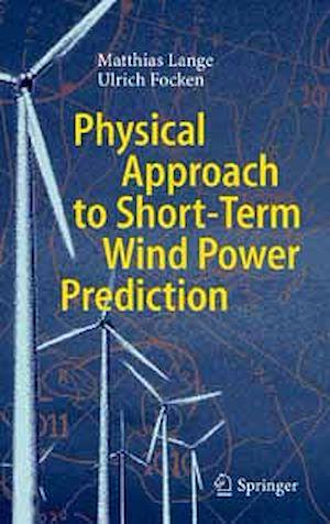Téléchargez le livre :  Physical Approach to Short-Term Wind Power Prediction