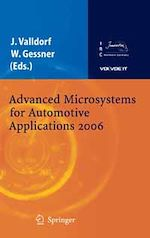 Télécharger le livre :  Advanced Microsystems for Automotive Applications 2006