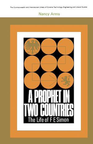 Téléchargez le livre :  A Prophet in Two Countries