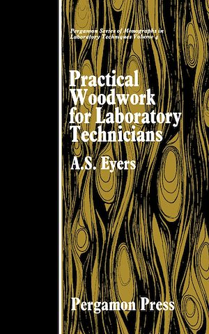 Téléchargez le livre :  Practical Woodwork for Laboratory Technicians