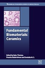 Télécharger le livre :  Fundamental Biomaterials: Ceramics