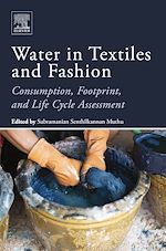 Télécharger le livre :  Water in Textiles and Fashion