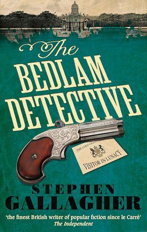 Téléchargez le livre :  The Bedlam Detective
