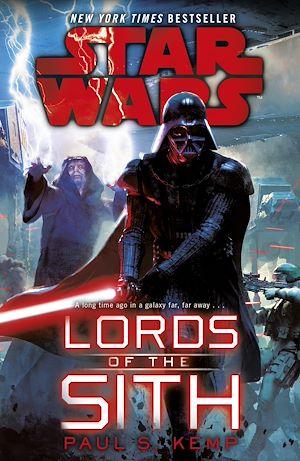 Téléchargez le livre :  Star Wars: Lords of the Sith