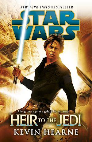 Téléchargez le livre :  Star Wars: Heir to the Jedi