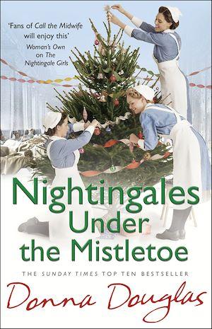 Téléchargez le livre :  Nightingales Under the Mistletoe