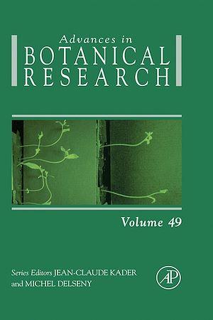 Téléchargez le livre :  Advances in Botanical Research