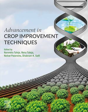 Téléchargez le livre :  Advancement in Crop Improvement Techniques