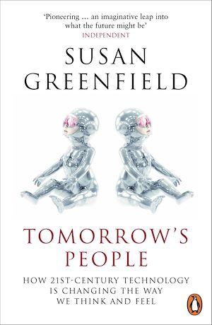 Téléchargez le livre :  Tomorrow's People
