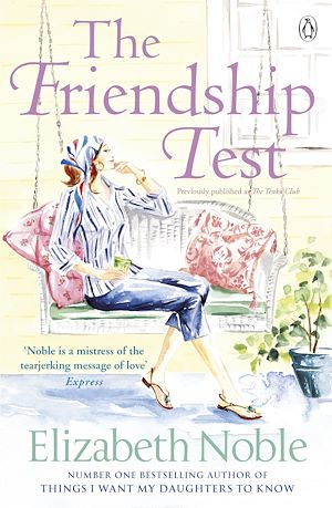 Téléchargez le livre :  The Friendship Test