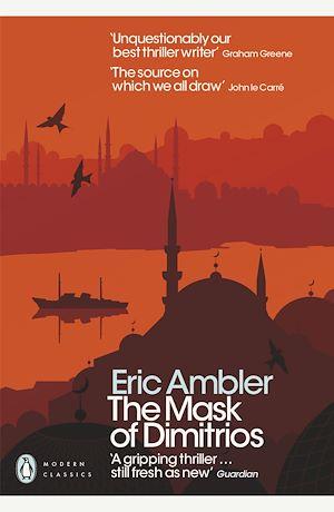 Téléchargez le livre :  The Mask of Dimitrios