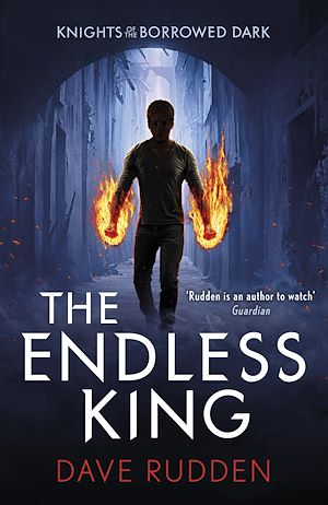 Téléchargez le livre :  The Endless King (Knights of the Borrowed Dark Book 3)
