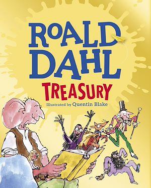 Téléchargez le livre :  The Roald Dahl Treasury