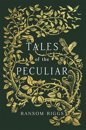 Téléchargez le livre :  Tales of the Peculiar