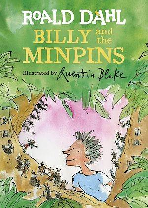 Téléchargez le livre :  Billy and the Minpins (illustrated by Quentin Blake)