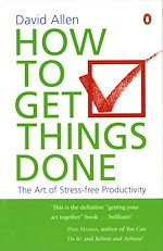 Télécharger le livre :  How To Get Things Done