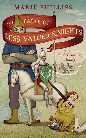 Téléchargez le livre :  The Table Of Less Valued Knights
