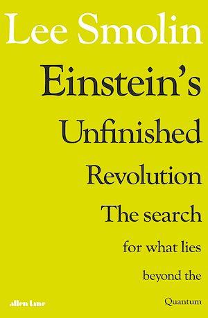 Téléchargez le livre :  Einstein's Unfinished Revolution