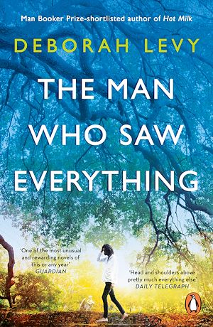Téléchargez le livre :  The Man Who Saw Everything