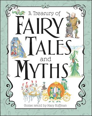 Téléchargez le livre :  A Treasury of Fairy Tales and Myths
