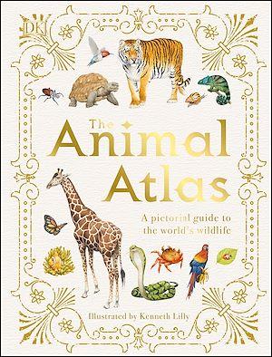 Téléchargez le livre :  The Animal Atlas