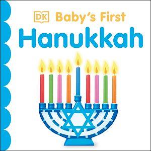 Téléchargez le livre :  Baby's First Hanukkah