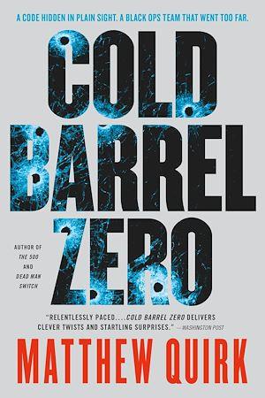 Téléchargez le livre :  Cold Barrel Zero
