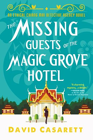 Téléchargez le livre :  The Missing Guests of the Magic Grove Hotel