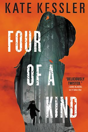 Téléchargez le livre :  Four of a Kind