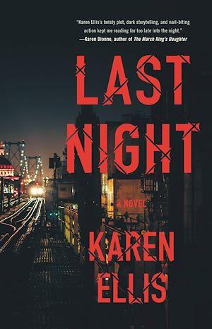 Téléchargez le livre :  Last Night
