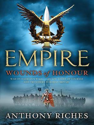 Téléchargez le livre :  Wounds of Honour: Empire I