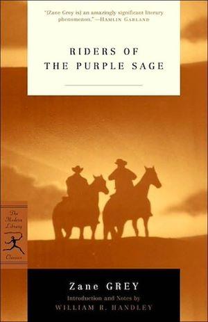 Téléchargez le livre :  Riders of the Purple Sage