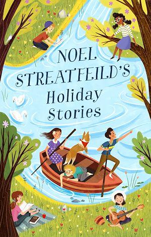 Téléchargez le livre :  Noel Streatfeild's Holiday Stories